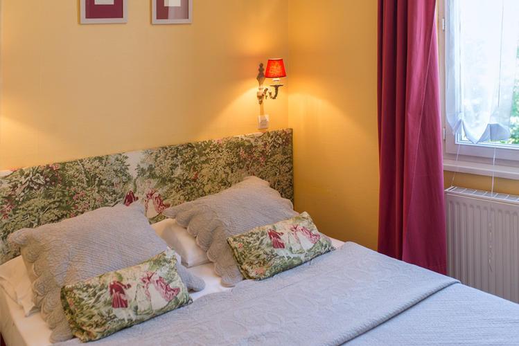 Les chambres bien quipes  Htel du Parc Montlimar  Chambre Simple ou Double Confort