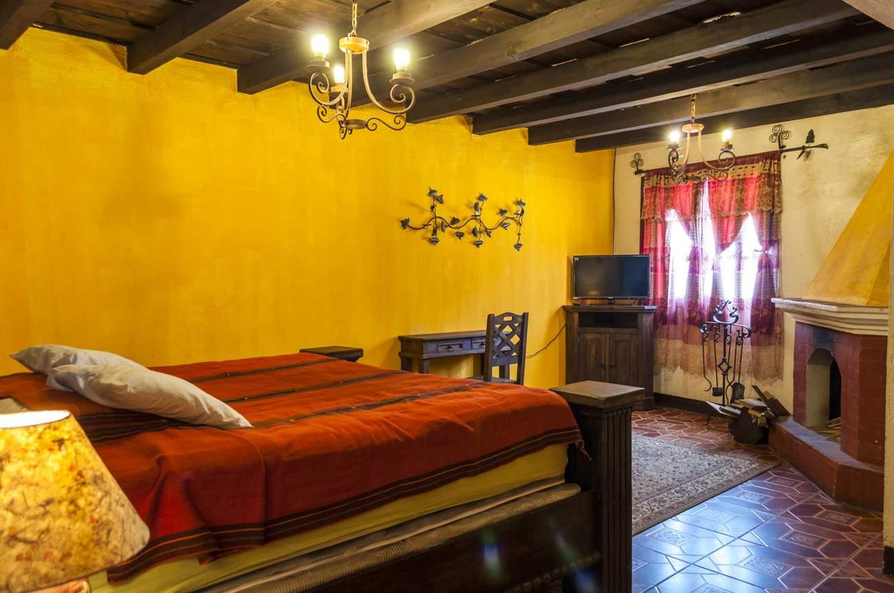 Habitaciones Hotel El Mirador Restaurante Eventos Sociales  # Muebles De Jabon