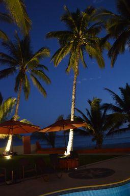 Vista Nocturna de Chantli Mare