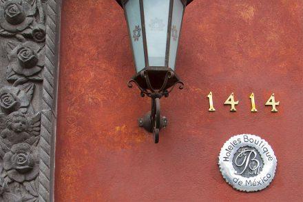 Placa Hoteles Boutique de México