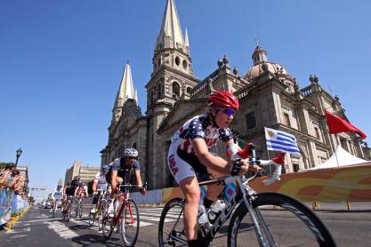 Ciclismo profesional en Guadalajara