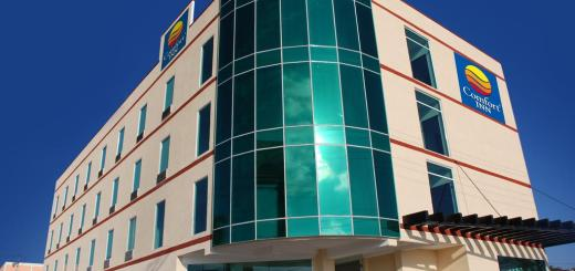 Comfort Inn Hotel Cancún Aeropuerto