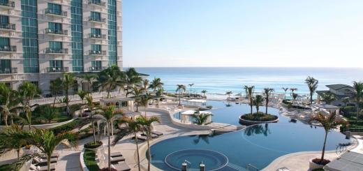 Sandos-Cancun-Luxury-Resort-piscina