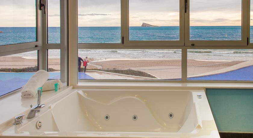 Hoteles con Jacuzzi en la Habitacin en Alicante en la