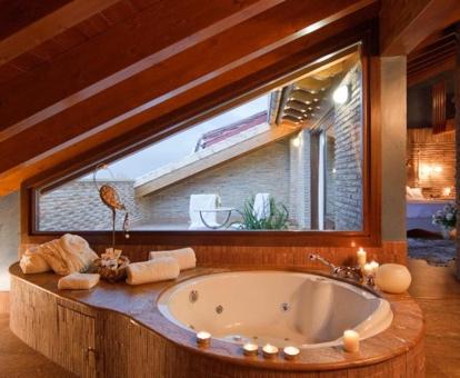 Hoteles con Jacuzzi en la Habitacin en el Pas Vasco en