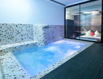 Hoteles con jacuzzi en la habitacion en Madrid 2019