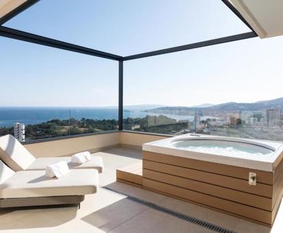 Hoteles con Jacuzzi en la Habitacion en Mallorca