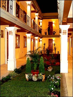 Hotel Dainzu Oaxaca Mexico