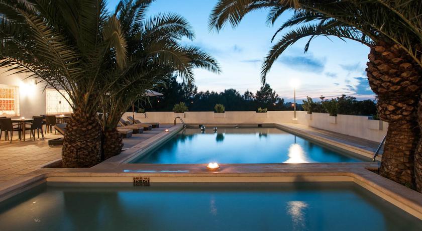 Apartamentos Sunset Oasis Ibiza  Hoteles para Adultos en