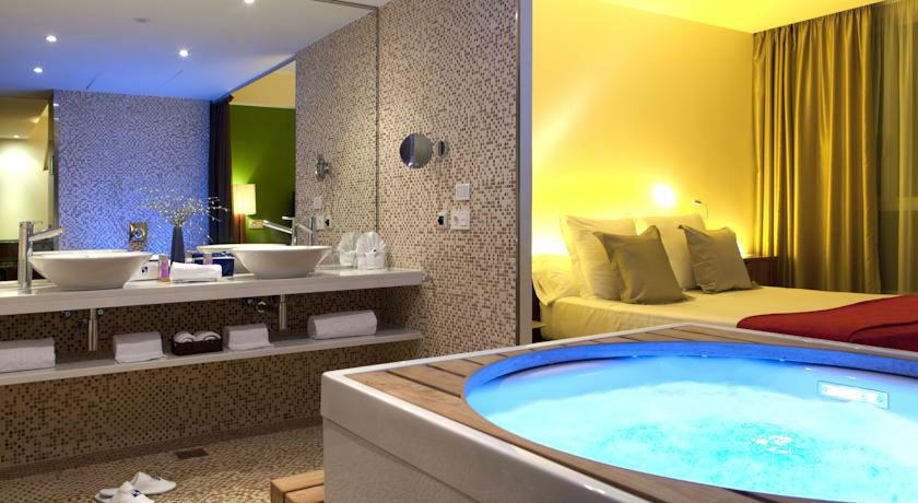 Hoteles Con Jacuzzi Privado en Barcelona