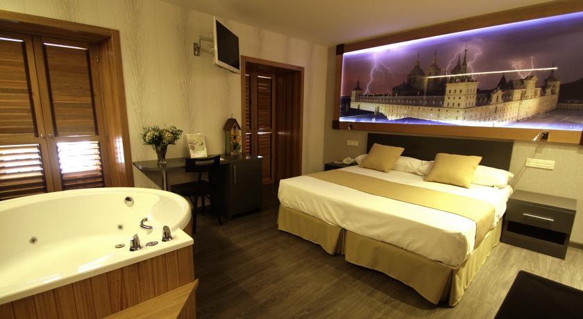 Hoteles Con Jacuzzi Privado en la Habitacion en Madrid