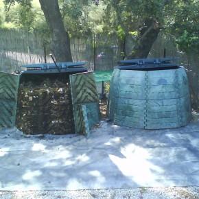 Composteras Llenas