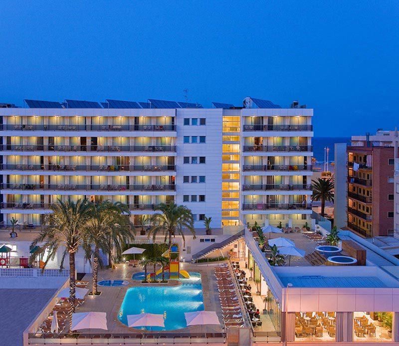 Hotel RH Bayren Parc Ganda fotos imgenes WEB OFICIAL