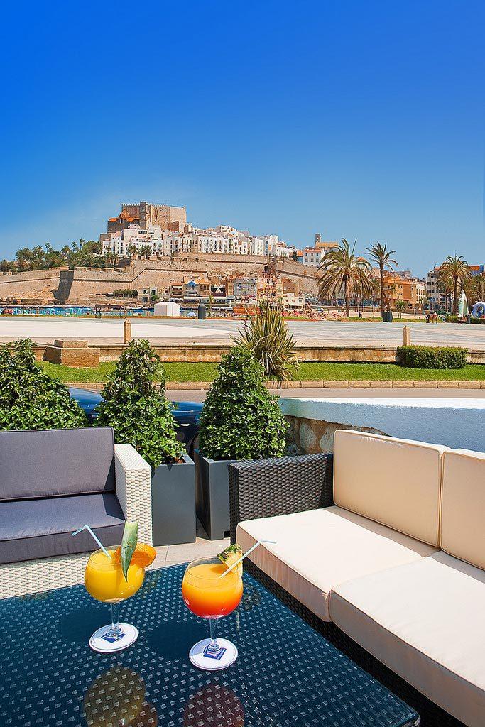 Hotel RH Boutique Portocristo Peiscola fotos imgenes WEB OFICIAL