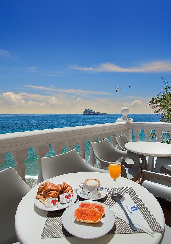 Hotel RH Canfali Benidorm fotos imgenes WEB OFICIAL