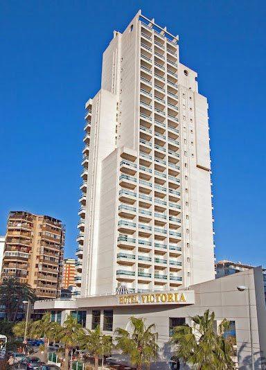 Hotel RH Victoria Benidorm fotos imgenes WEB OFICIAL