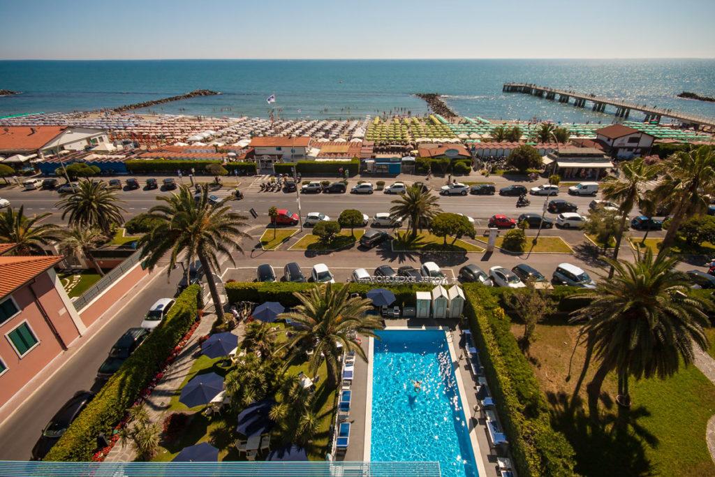 Hotel 4 Stelle Marina di Massa  Hotel excelsior