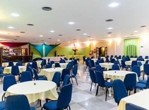 Área de Eventos - Centro de convenções