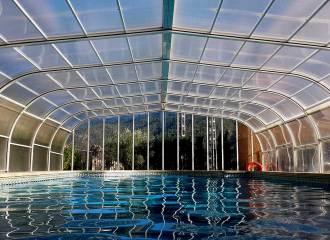 piscina Aýna Hotel Felipe II