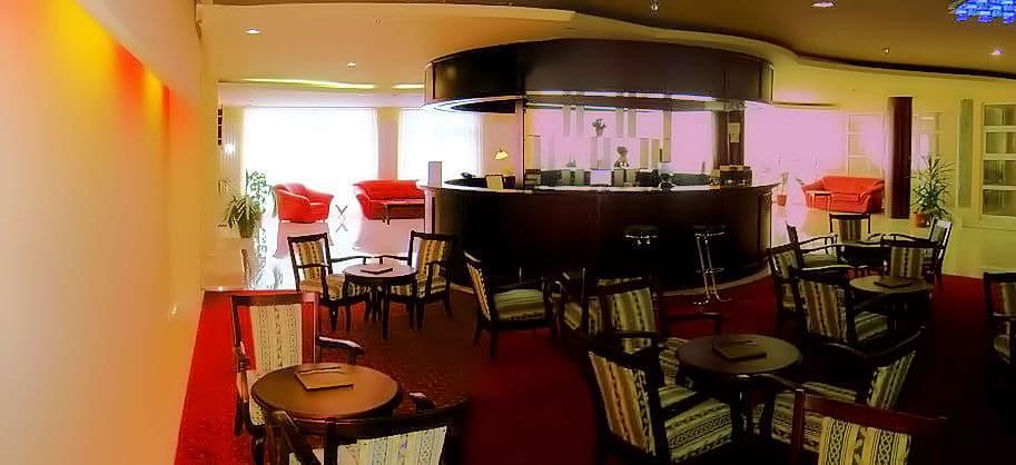 Receptie Hotel Floris Cheia