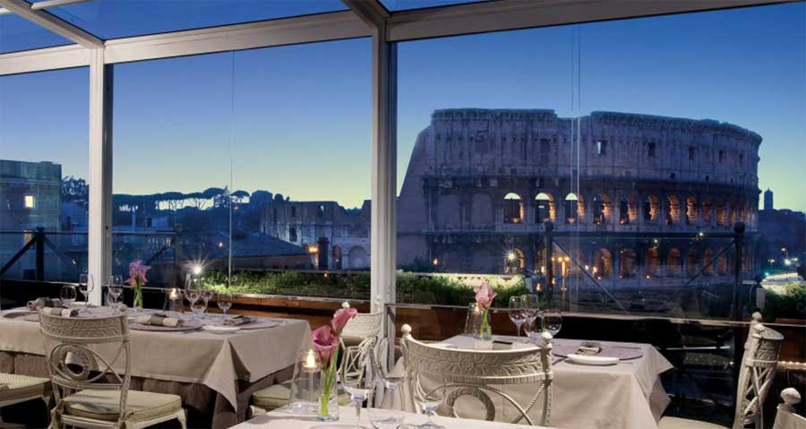 6 ristoranti chic di Roma  Hotelfreeit