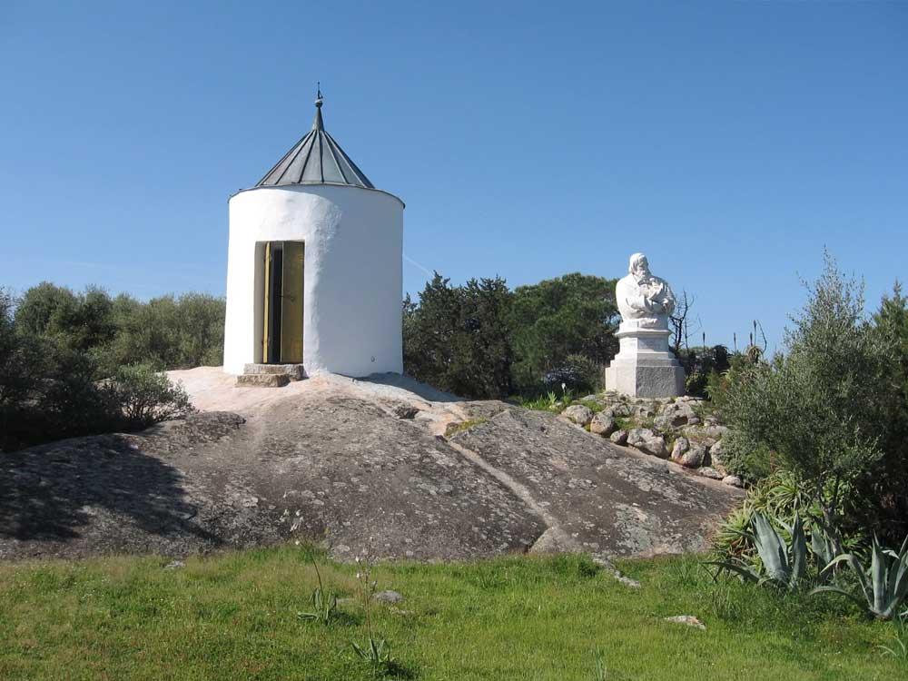 Caprera  Isola di Garibaldi  Hotelfreeit