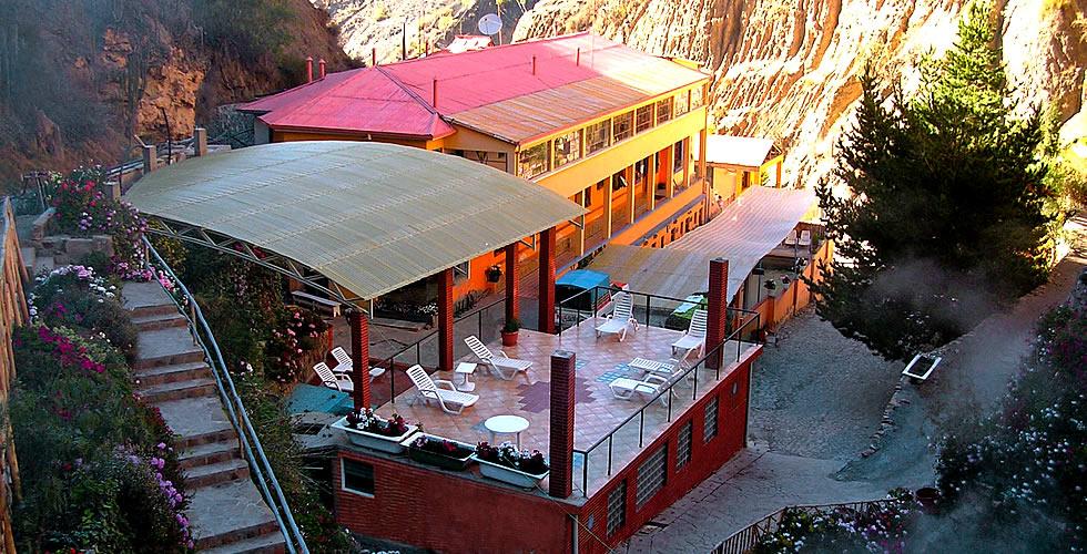 Hotel Gloria Urmiri  Hotel 3 estrellas en Urmiri La Paz