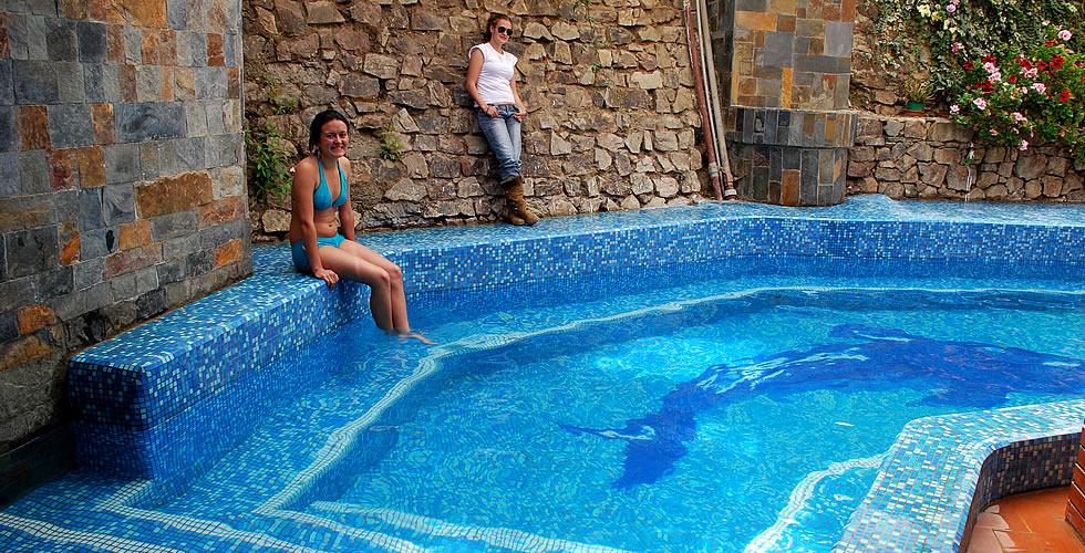 Hotel Gloria Urmiri  Hotel 3 estrellas en Urmiri La Paz Bolivia