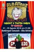 cabaret teatro comico alba adriatica