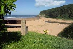 Playa la Griega (Colunga)