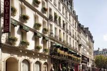 Left Bank Saint Germain Hotel Paris