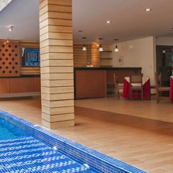 piscinahotelleondorado