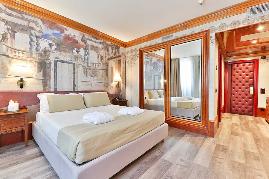 Hotel Verona 4 stelle  Hotel Leon dOro Verona