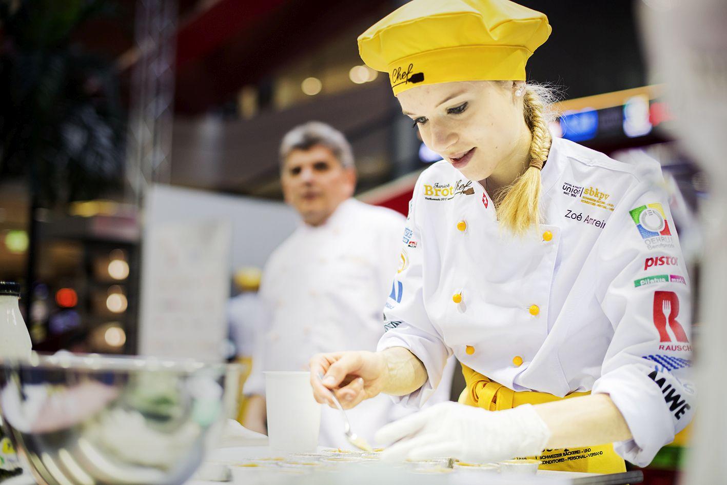 Die BrotChefs sind gekrt  Hotellerie Gastronomie Zeitung