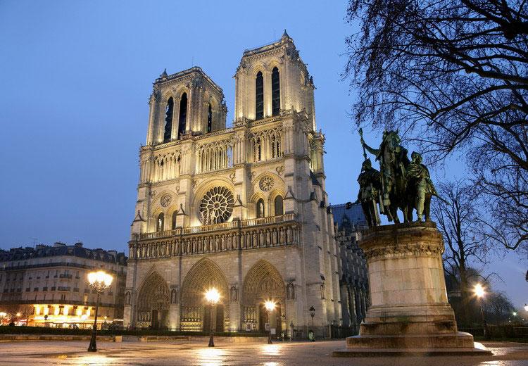 Notre Dame De Paris Notre Dame De Paris Cathedral Tourism
