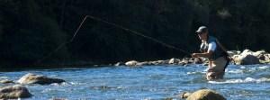 Hôtel Le Valier, St Girons, Ariège, Saint Girons. Découverte de la régions par l'activité sportive pêche.