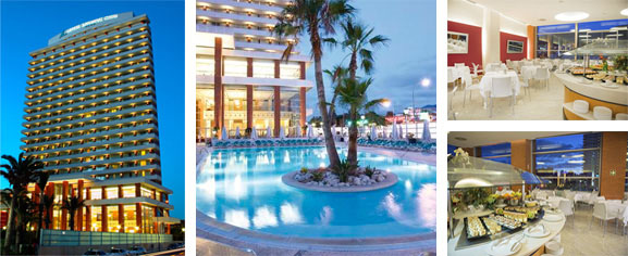 Hotel Only Adults Benidorm Hotel Levante Club Spa In