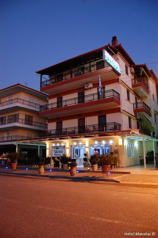 Hotel Manolas  Nei Pori Pieria