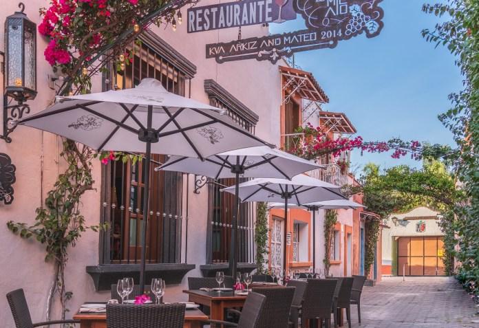 Hotel Matian Querétaro Mexico