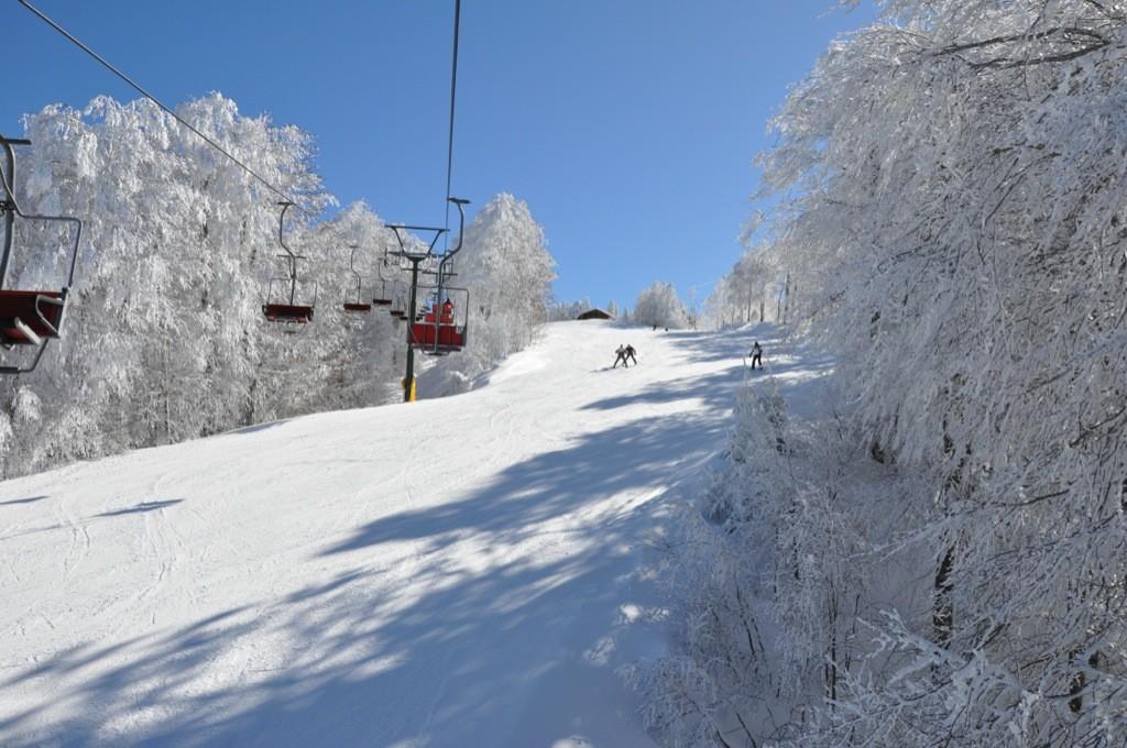 Sciare in CalabriaHotel nella localit sciistica di