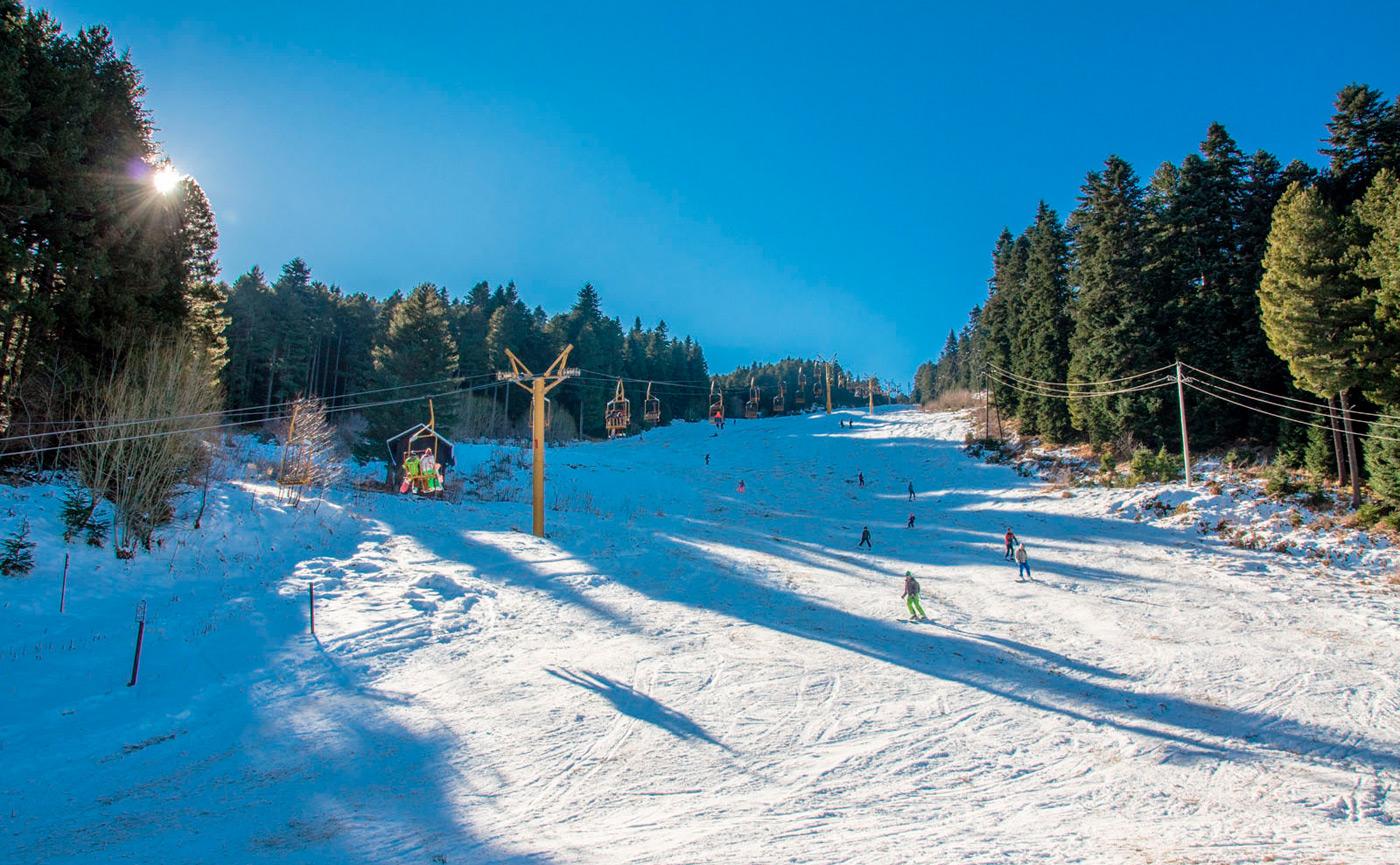 Kopanki Ski Centar