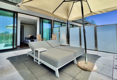 Superior Suite Lignano Sabbiadoro Hotel 01