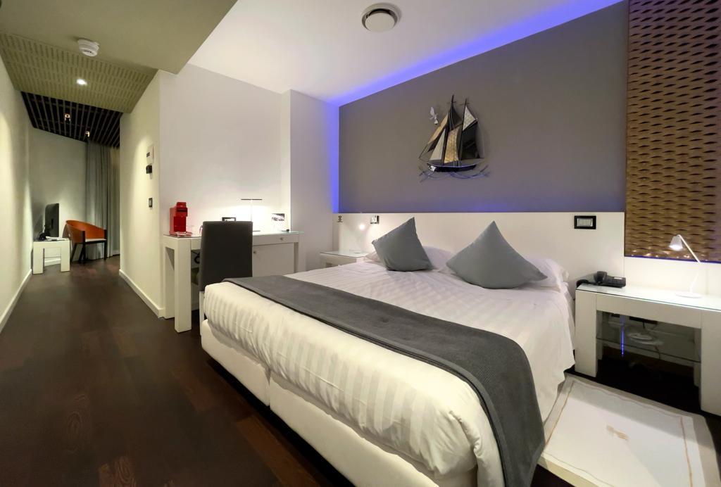 Junior Suite Room Hotel Lignano Sabbiadoro4