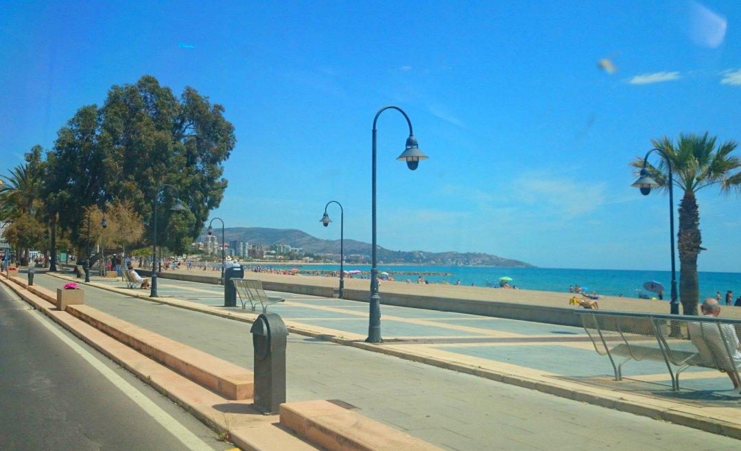 carril Bici Playa