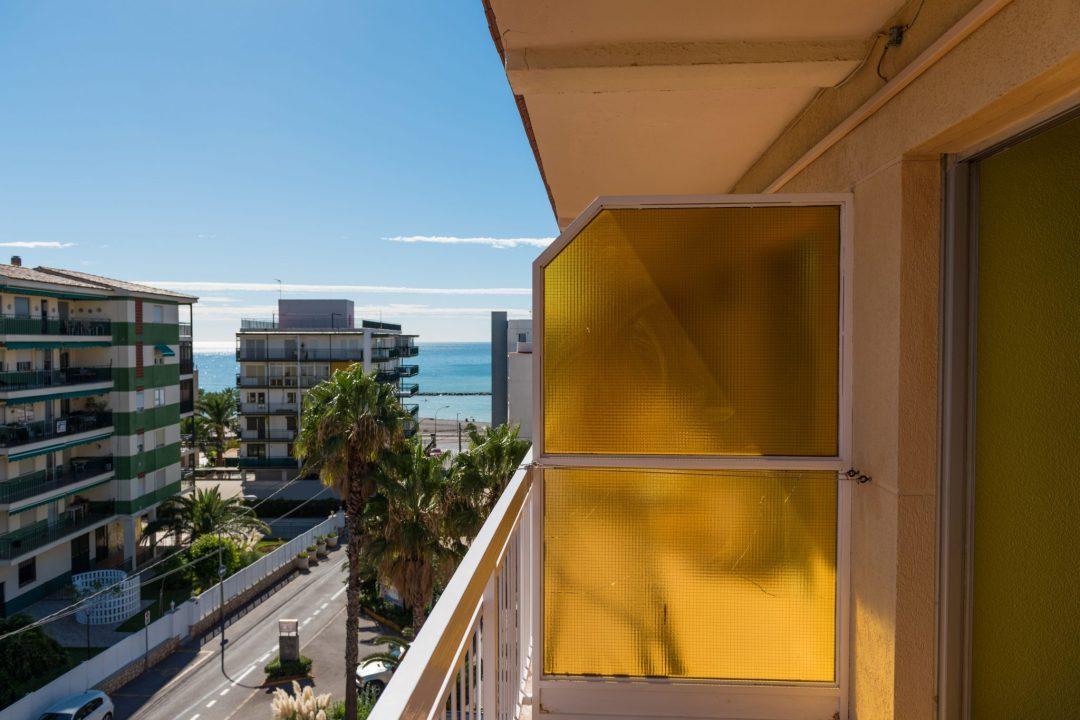 Habitación vista mar