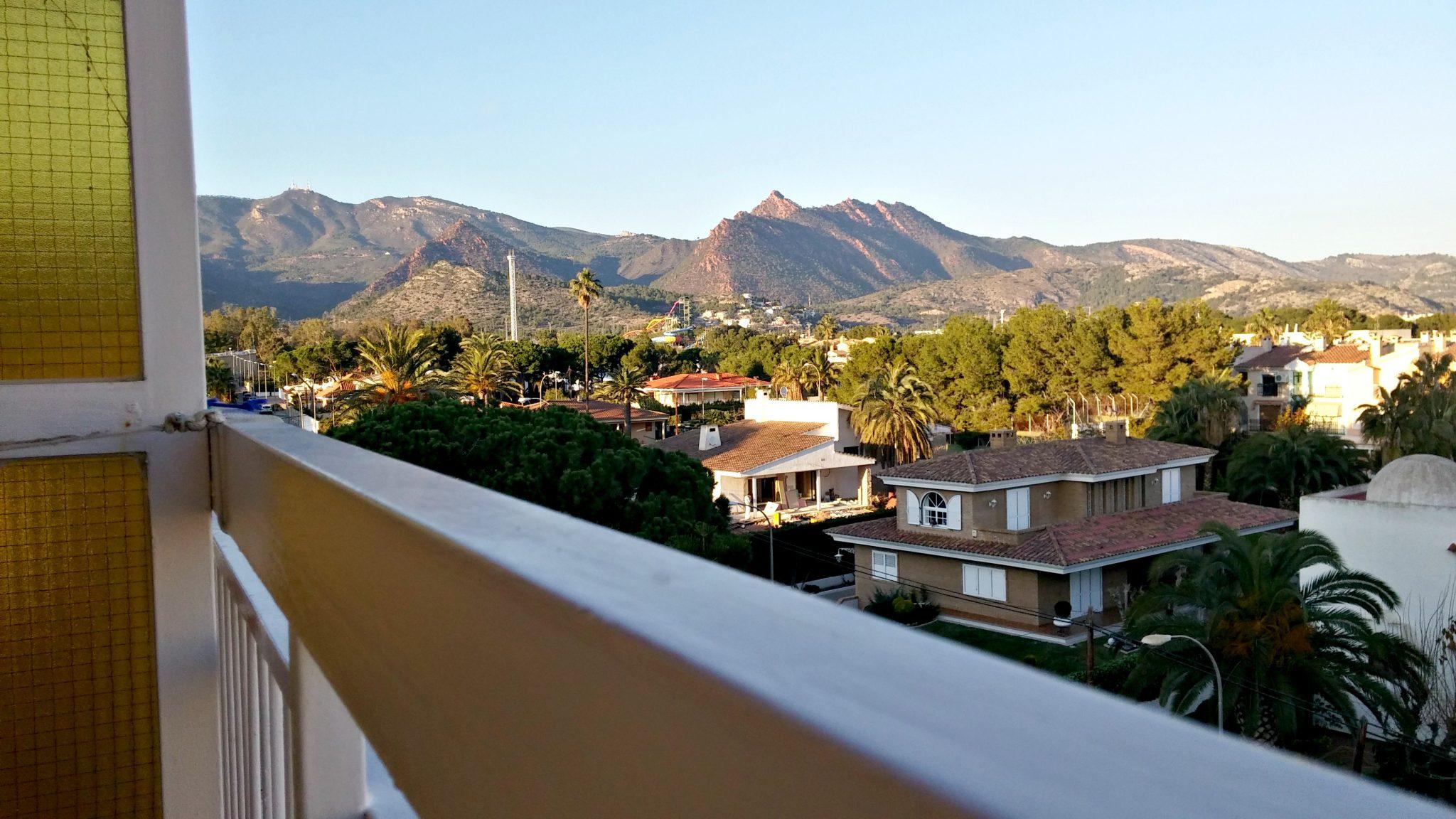 Habitación vista montaña