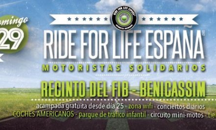 Ride for Life España 2014