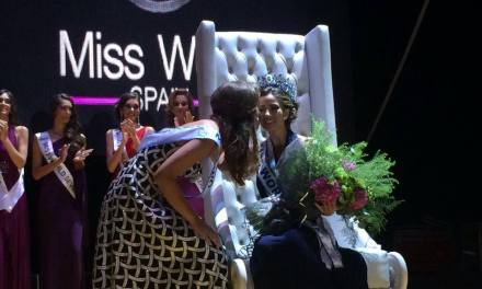 The Miss World Spain Experience …     2014 Benicàssim