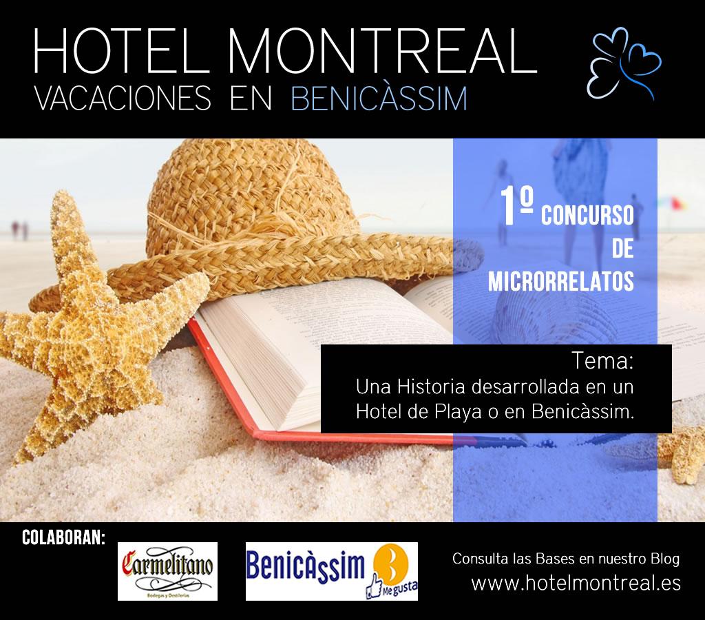 I Concurso de Microrrelatos Hotel Montreal – Bases