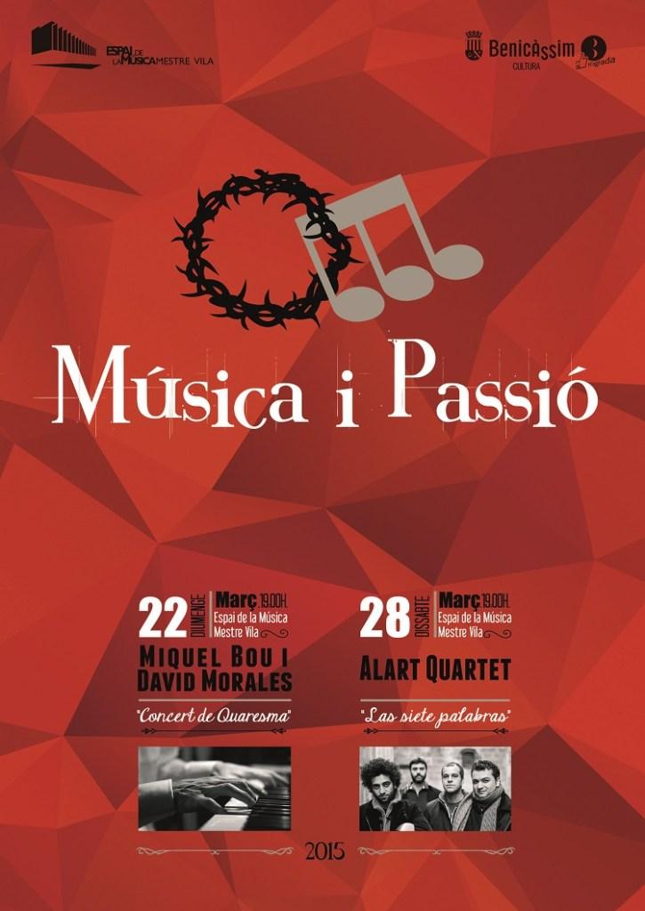 III Ciclo Música i Passió. Benicàssim 2015